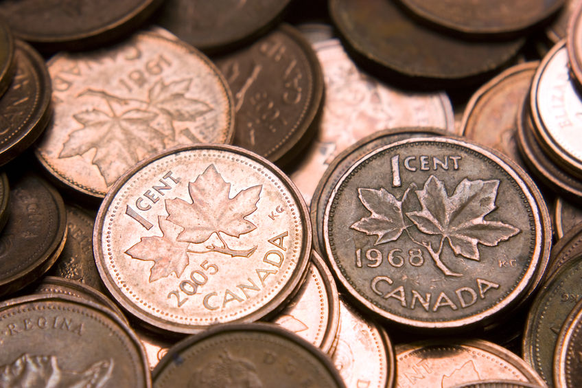Collecting Canadian Small Cents - The Coin Values Blog